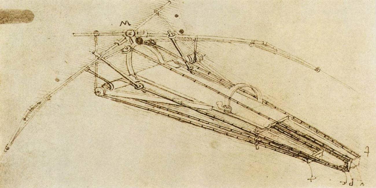 Τι κοινό έχουν οι δημιουργίες του Leonardo Da Vinci με το STEAM;  Ετοιμάσου να γνωρίσεις τις αρχές της ρομποτικής!