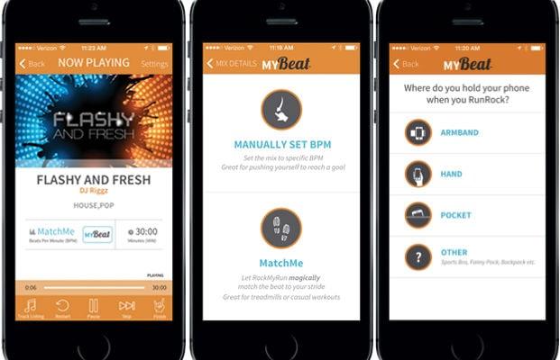 public - rock my run app