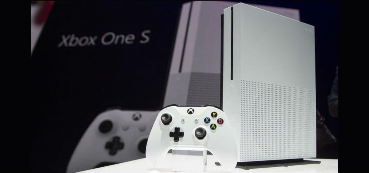 Κυκλοφόρησε το Xbox One S!