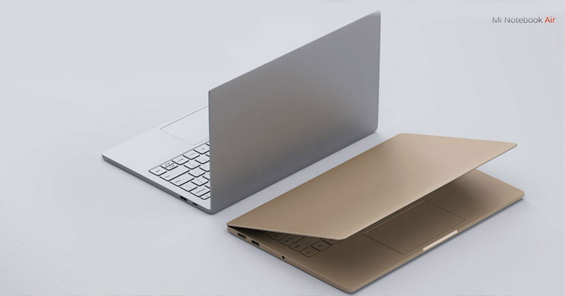 public - xiaomi mi notebook air