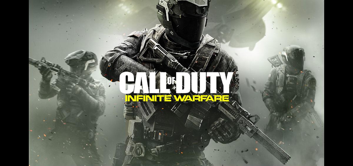 Ημερομηνίες για τη beta του Call of Duty: Infinite Warfare!