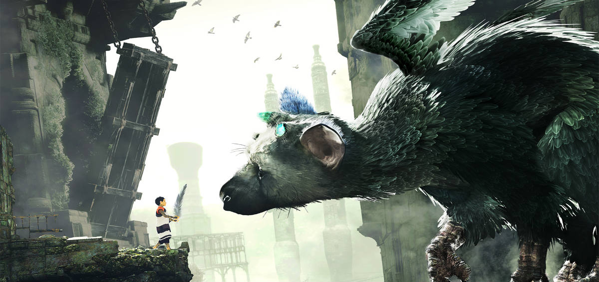 Πανέμορφο νέο gameplay video για το The Last Guardian!