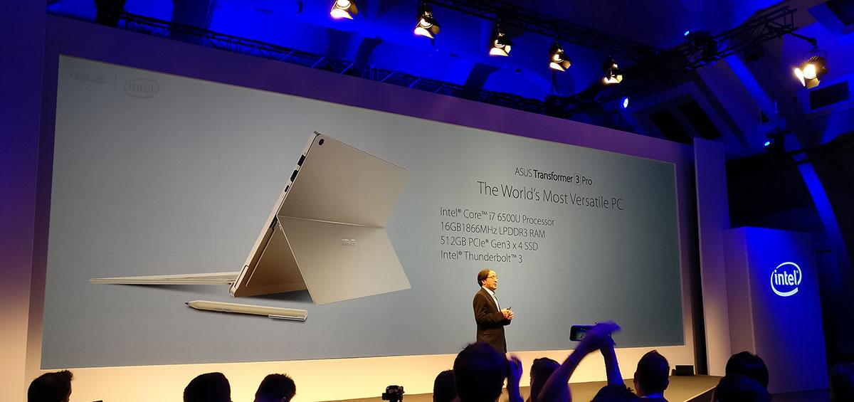 Εντυπωσιακά τα νέα προϊόντα της Asus | IFA 2016!