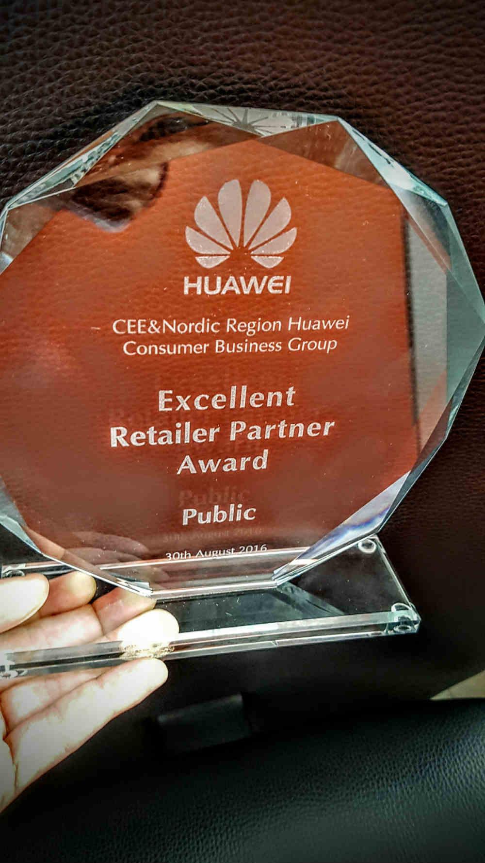 public - award