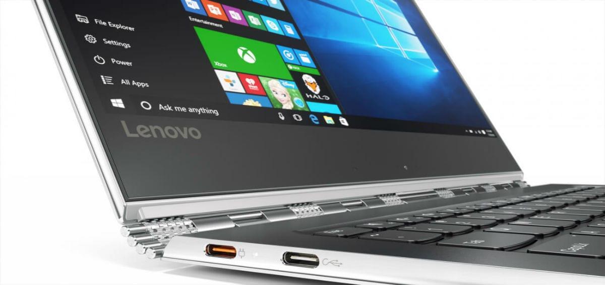 Tο νέο Yoga και το …βιβλίο της Lenovo | IFA 2016!