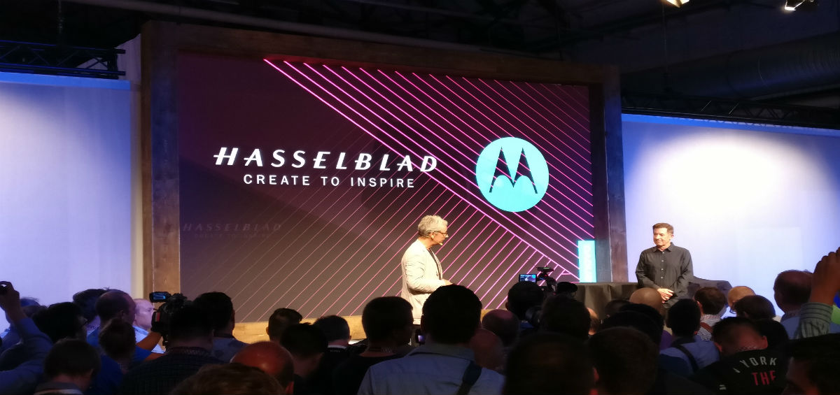 IFA 2016: Νέο κινητό Motorola με κάμερα από την  Hasselbad!
