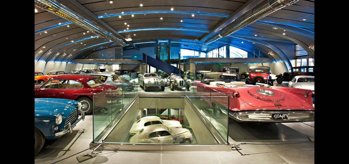 Νικητές των 5 free passes για το Μουσείο Αυτοκινήτου!