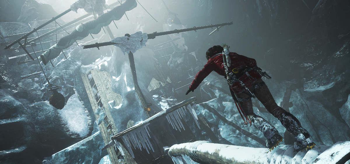 Δείτε το Rise of the Tomb Raider στο PS4 Pro!