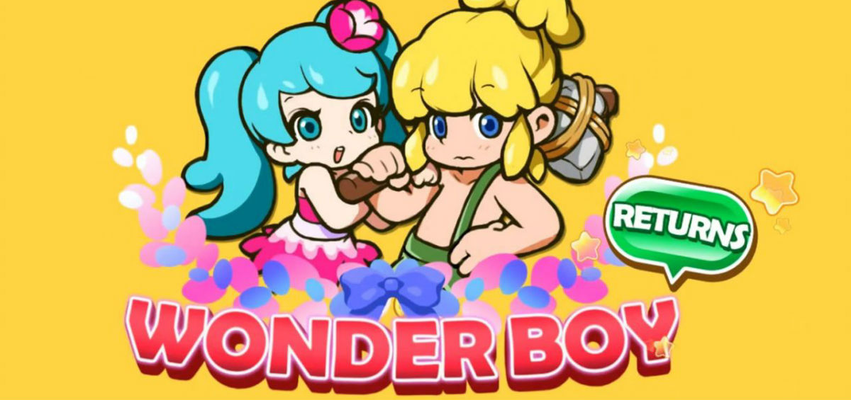 Το πρώτο Wonder Boy επιστρέφει στην αγορά!