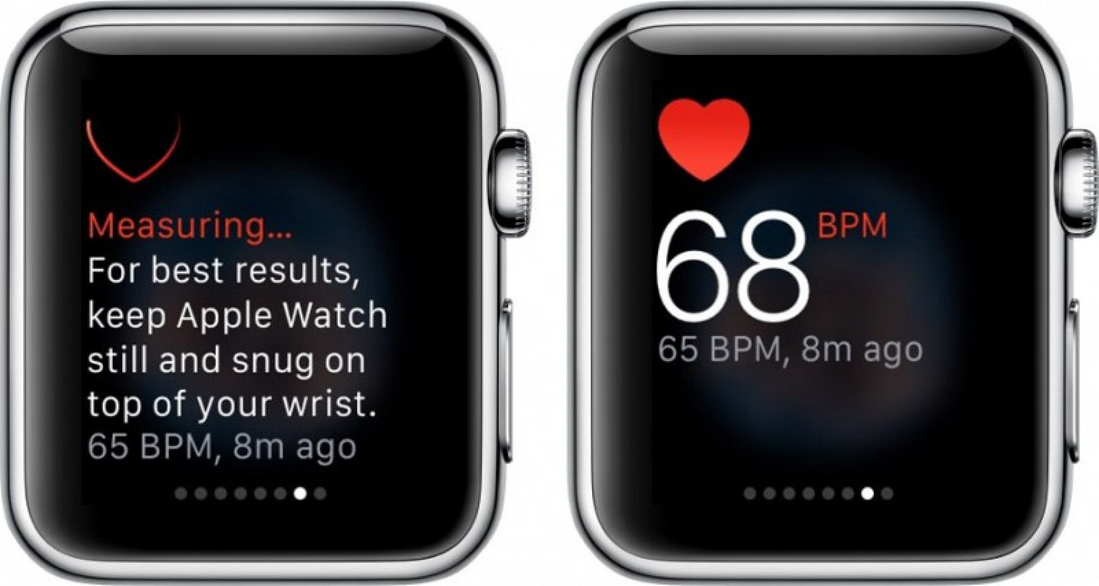 AppleWatchHeartRateMonitor