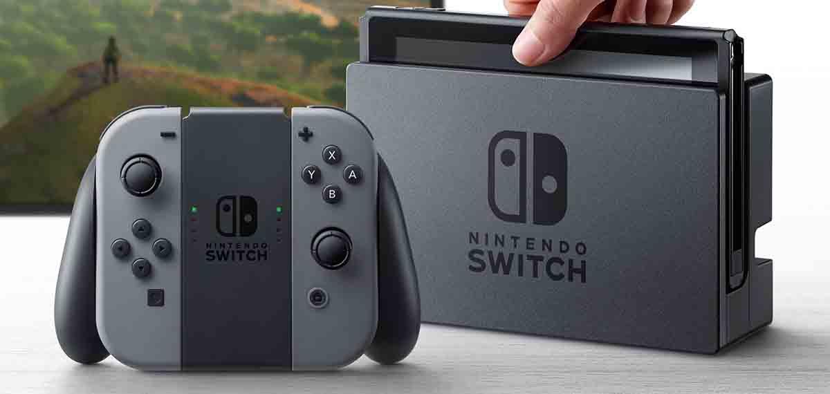 Στις 12 Ιανουαρίου αποκαλύπτεται πλήρως το Nintendo Switch