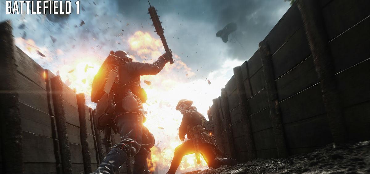 Δείτε τα γραφικά του Battlefield 1 συγκριτικά σε PC, PS4 και Xbox One!