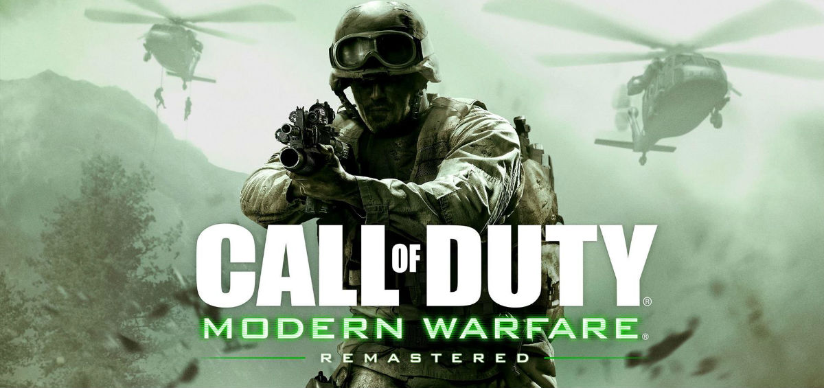 Το launch trailer του Call of Duty: Modern Warfare Remastered!