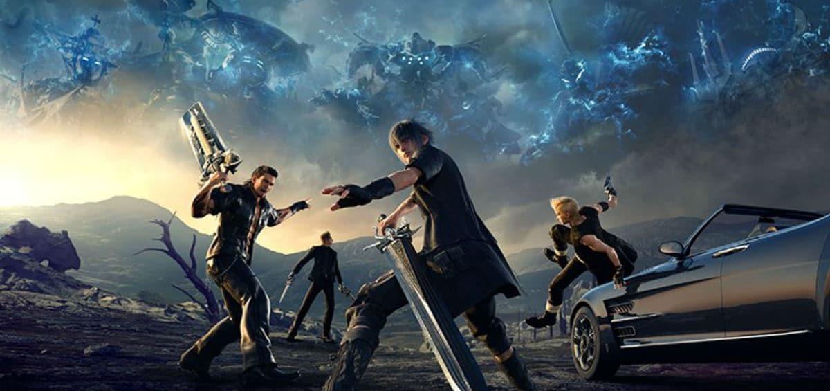 Με υποστήριξη HDR το Final Fantasy XV στο Xbox One!