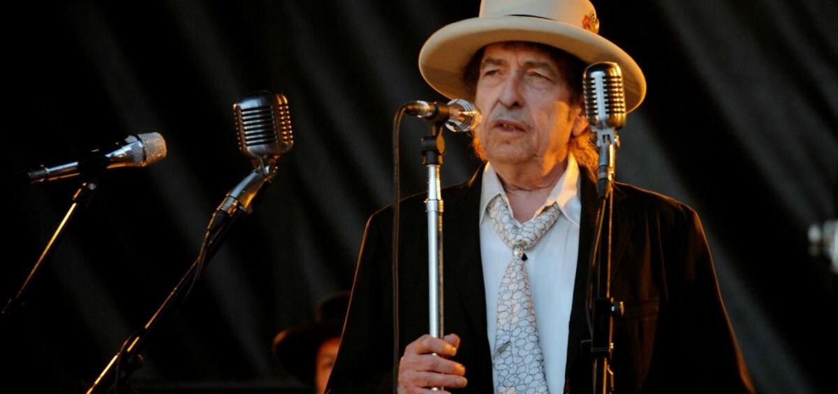 Στον Bob Dylan το Νόμπελ Λογοτεχνίας!
