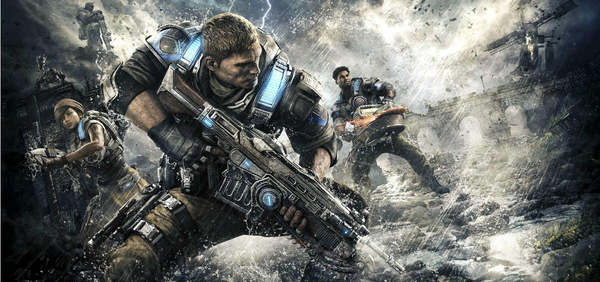 Δείτε τα πρώτα λεπτά του Gears of War 4!