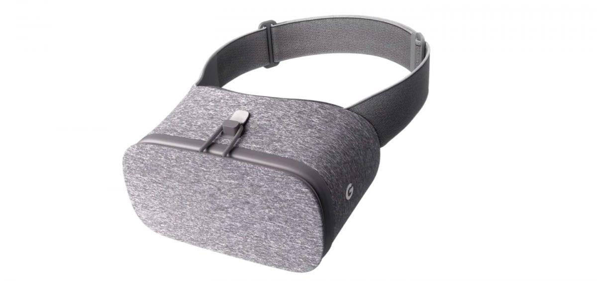 Αποκαλύφθηκε το Google Daydream View VR Headset!