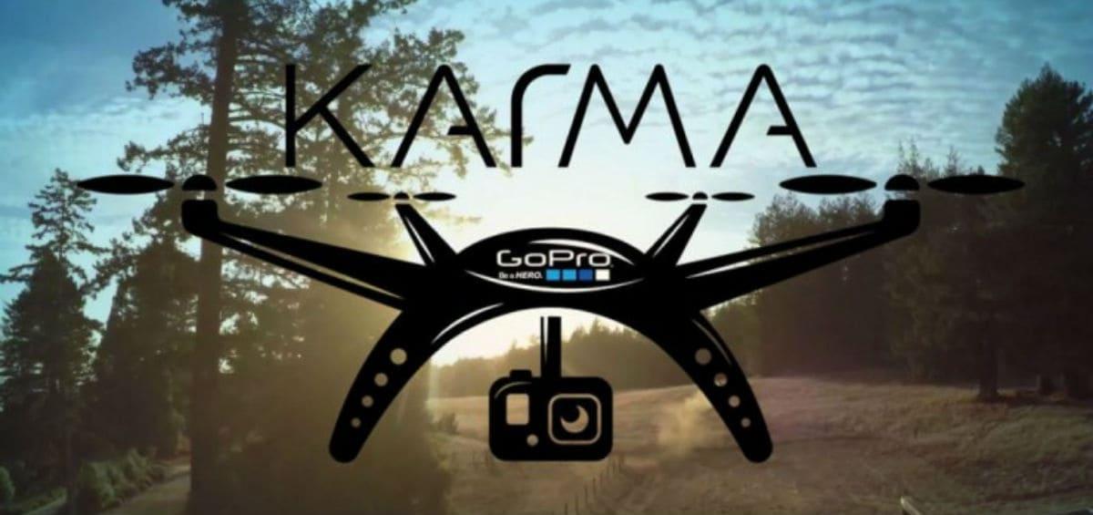 GoPro Karma: Το καινούργιο drone της GoPro!