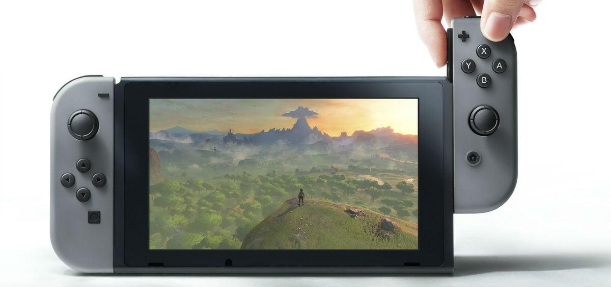 Εκπληκτική πορεία για το Nintendo Switch