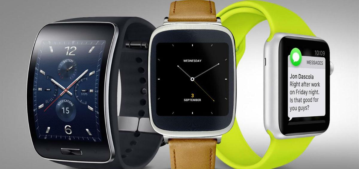 Smartwatches: Λένε μόνο την ώρα;