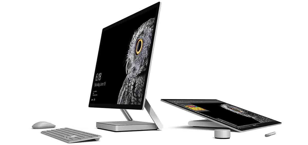 Η Microsoft αποκάλυψε το Surface Studio PC