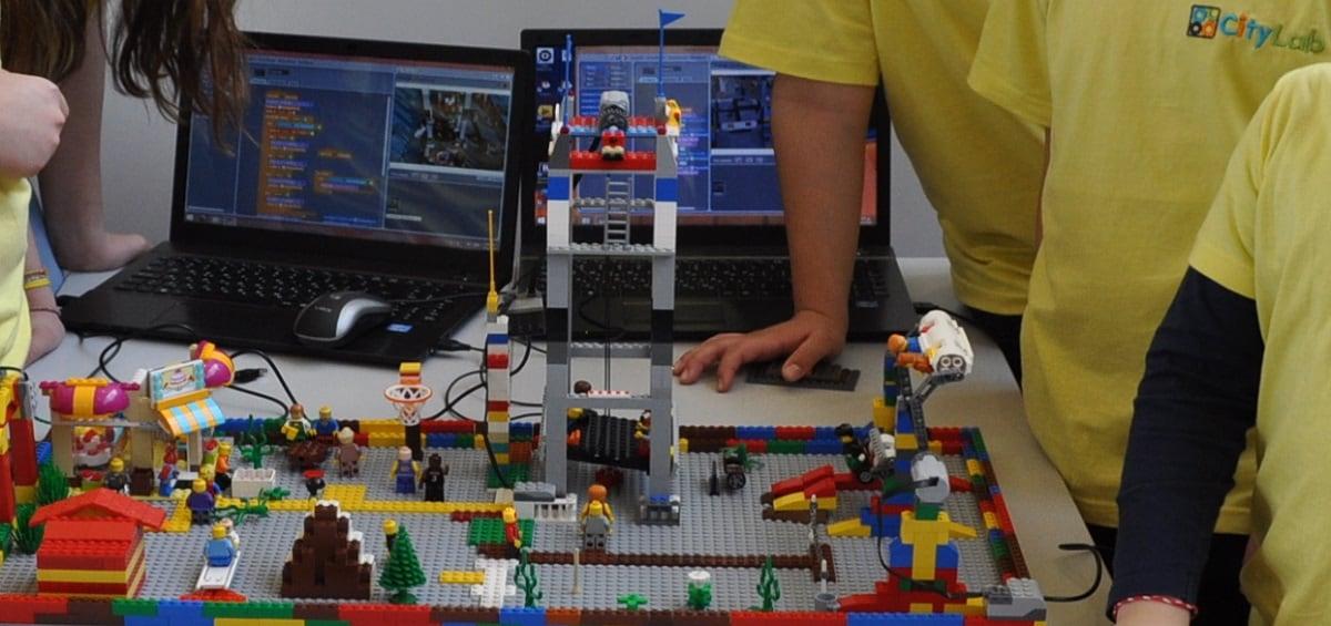 Εργαστήριο Μηχανικής για Junior Μηχανικούς από το CityLab @ Public Συντάγματος!