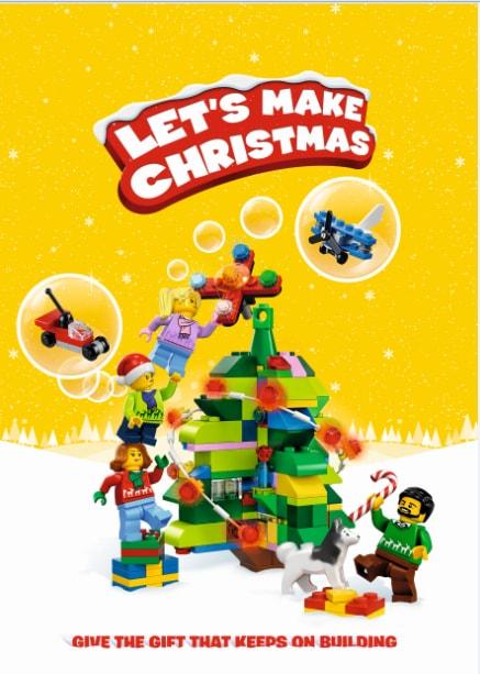 Χριστουγεννιάτικες εκδηλώσεις των Public LEGO