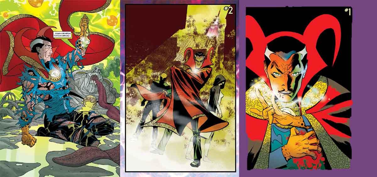 Doctor Strange: Ο Όρκος ('The Oath') σύντομα σε κόμικ μόνο στα Public!
