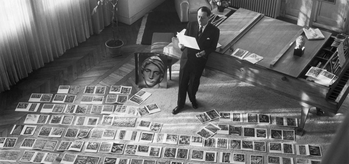 40 χρόνια από τον θάνατο του κορυφαίου Γάλλου συγγραφέα Αντρέ Μαλρό