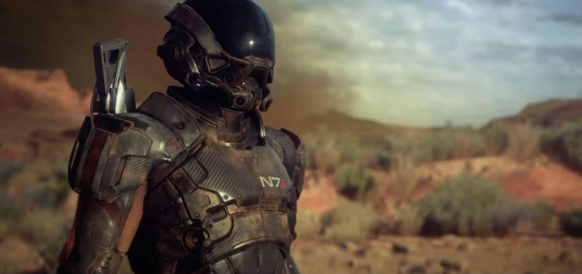Αποκαλύφθηκε νέο video για το Mass Effect Andromeda!