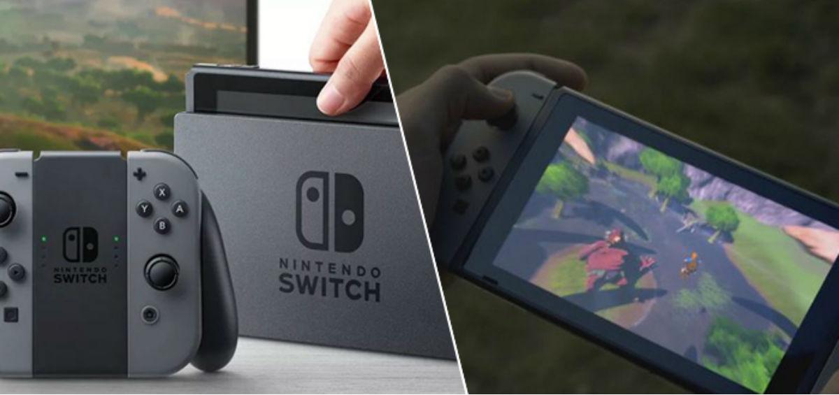 Οθόνη αφής στο Nintendo Switch;