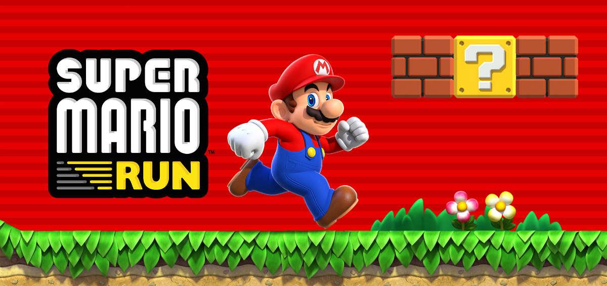 Στις 15 Δεκεμβρίου έρχεται το Super Mario Run!