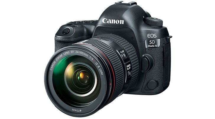 Canon 5D Mark IV