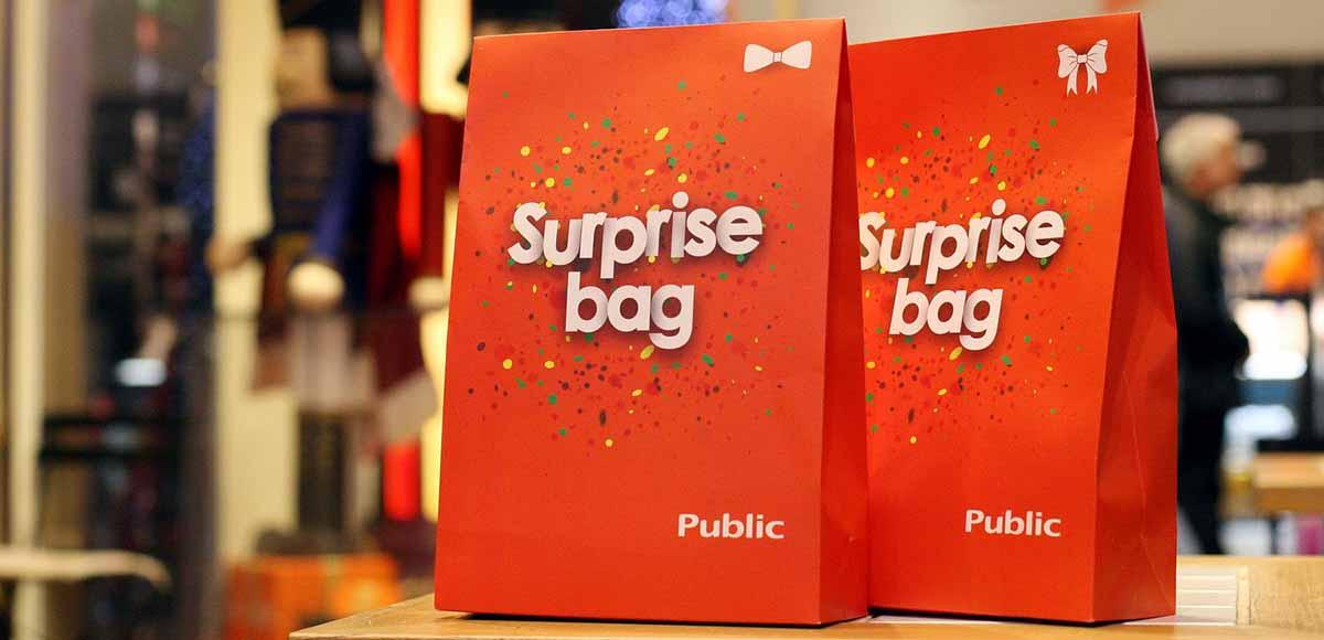 Surprise Bag: Πολλά μικρά δωράκια έκπληξη μόνο με 14.99€
