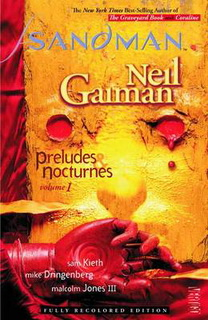 Καλοί Οιωνοί για τους fans του Neil Gaiman
