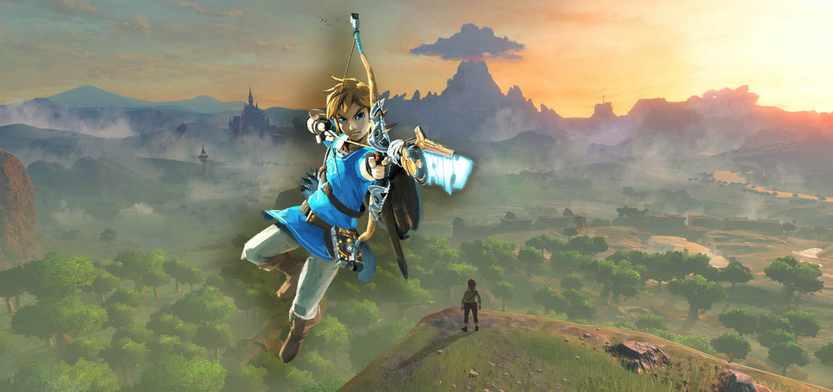 Το The Legend of Zelda: Breath of the Wild έρχεται στις 3/3