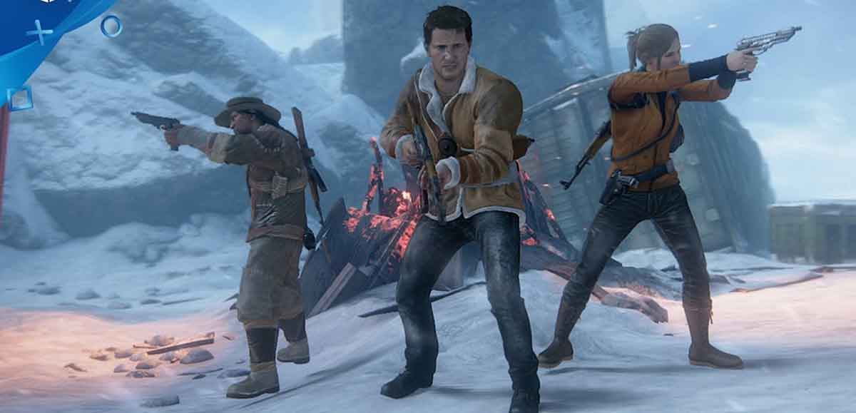 Έφτασε το co-op survival mode στο Uncharted 4