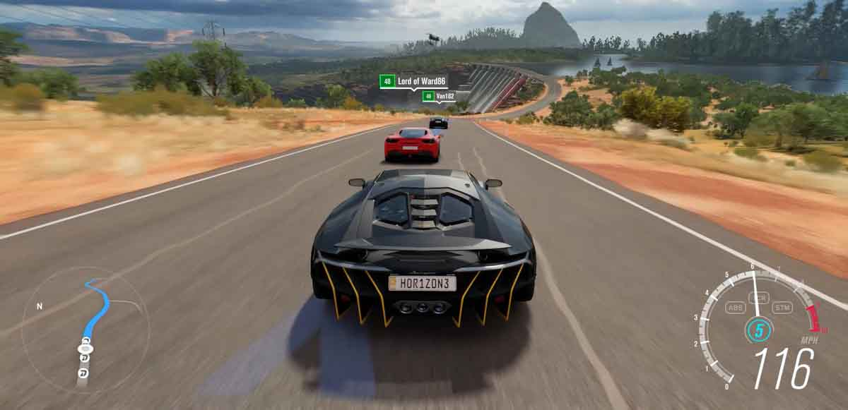 Διαθέσιμο το πρώτο expansion του Forza Horizon 3