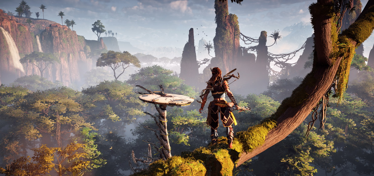 «Φρέσκο» gameplay από το Horizon: Zero Dawn