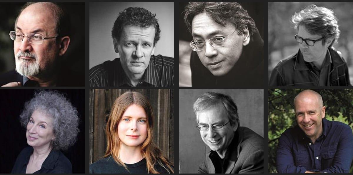 Τα εξέχοντα πρόσωπα της σύγχρονης αγγλόφωνης λογοτεχνίας