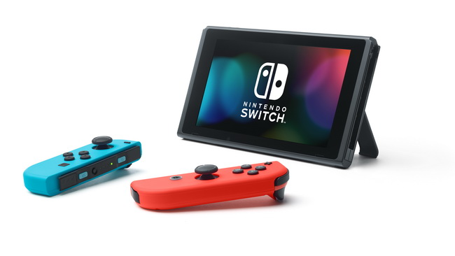 Bluetooth ακουστικά στο Nintendo Switch