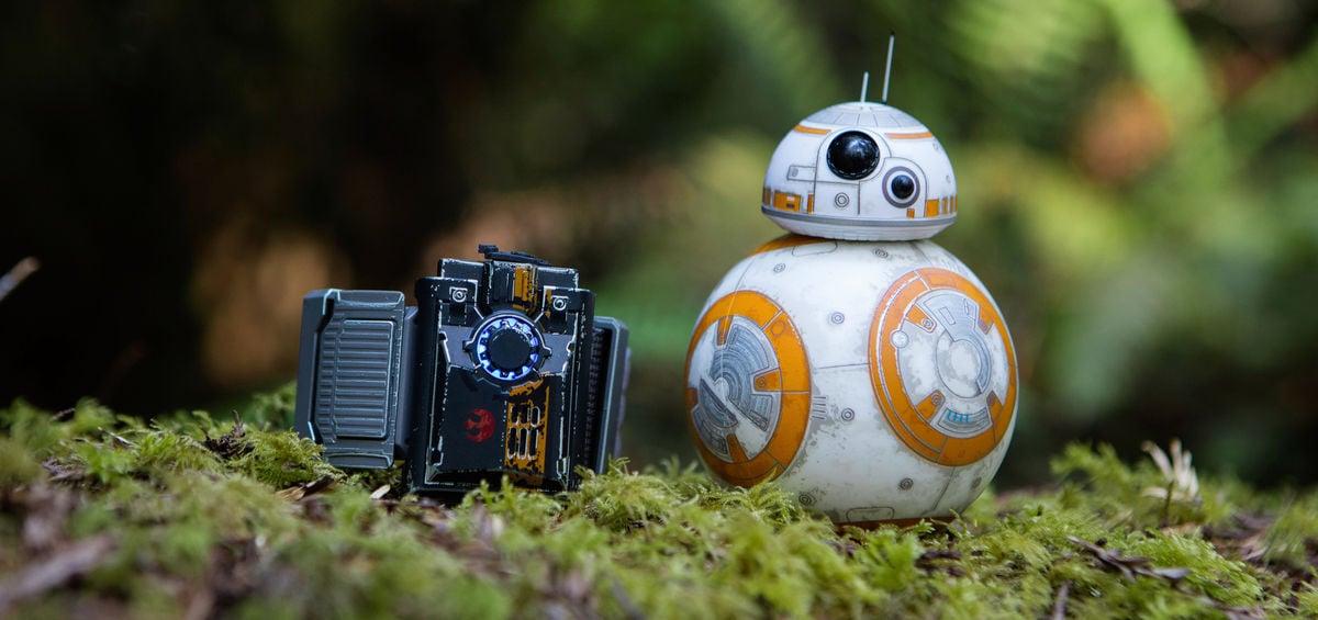 BB-8 και Force Band: ο τέλειος συνδυασμός για να γίνεις μέλος της Αντίστασης