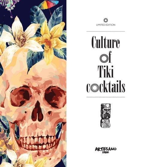 Οι 5 νικητές του βιβλίου για την κουλτούρα των Tiki cocktails!