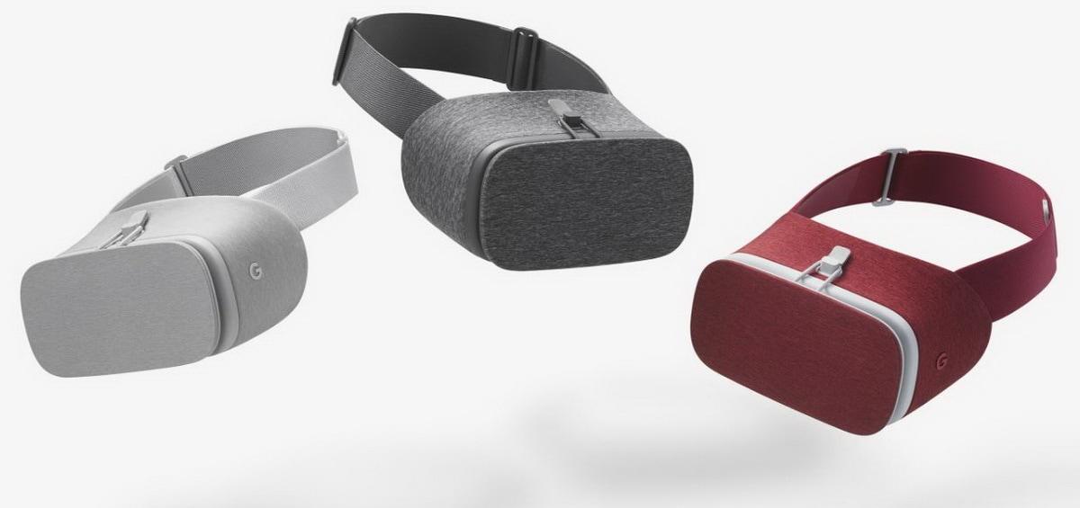 Daydream View: H εικονική πραγματικότητα της Google