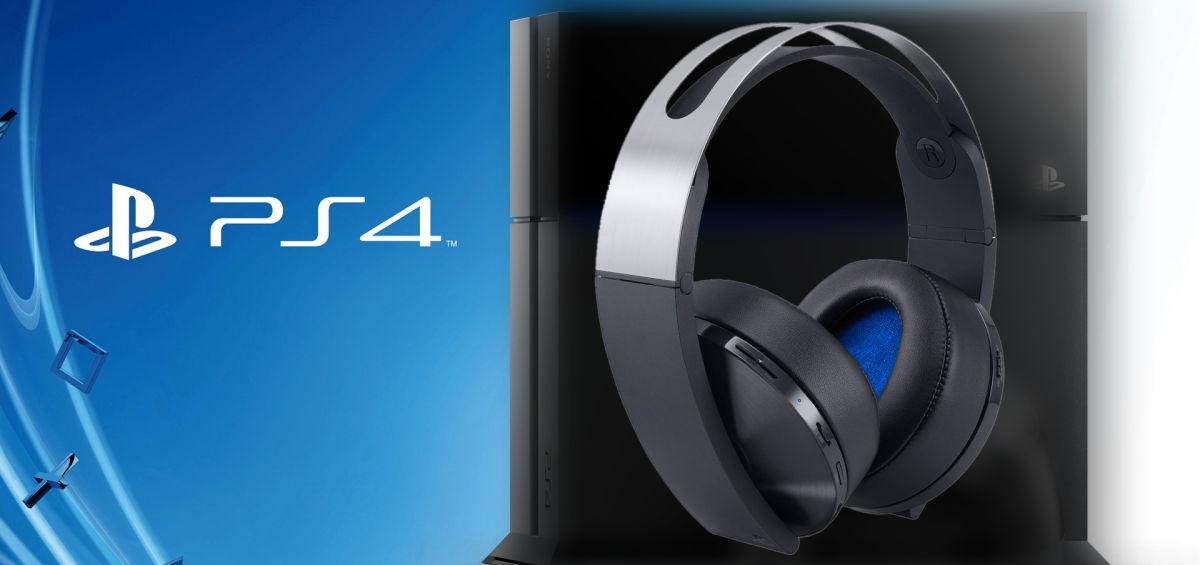 Καταφθάνει το νέο ασύρματο headset του PS4