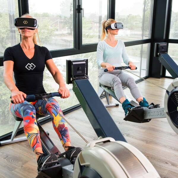 Γυμναστείτε με εικονική πραγματικότητα: το μέλλον έρχεται και μας θέλει fit!