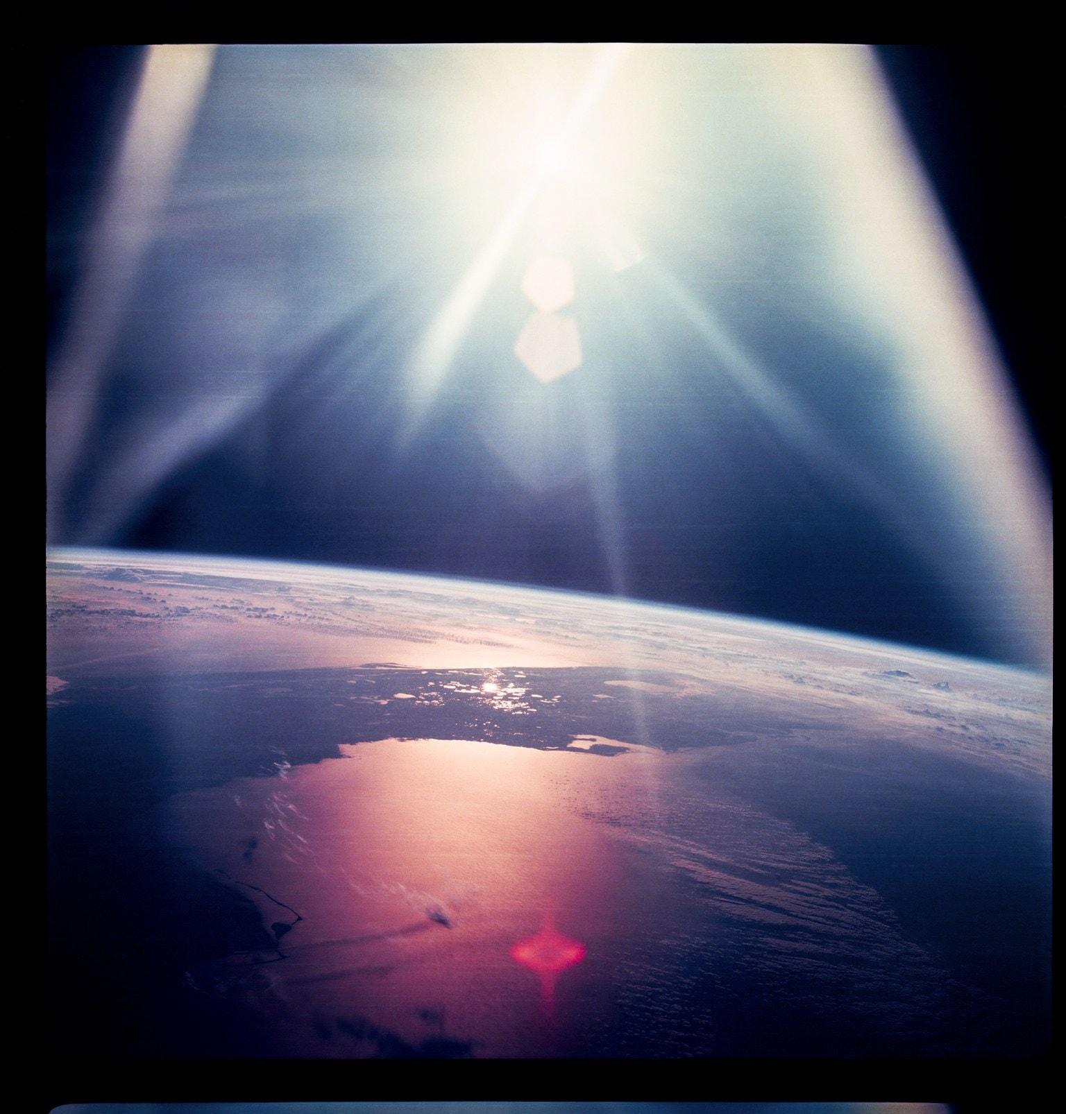 Οι εκπληκτικές φωτογραφίες των αστροναυτών του προγράμματος Apollo