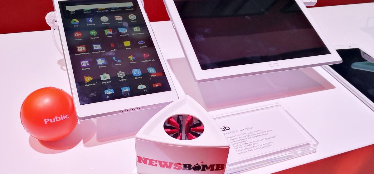Public @ MWC 2017: Στα tablets συνεχίζει να επενδύει η Lenovo