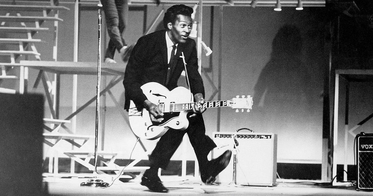RIP Chuck Berry: Αφιέρωμα στο θρύλο της Rock n' Roll