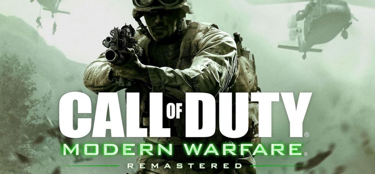 Νέο περιεχόμενο για το Call of Duty: Modern Warfare Remastered